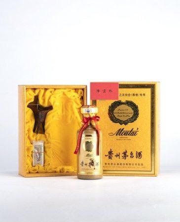 陳雲林 2001年 貴州茅台