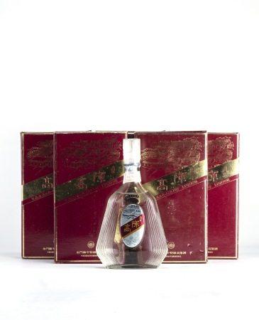 民國78年 金門陳年高粱酒 六瓶