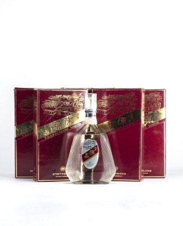 民國79年 金門陳年高粱酒 六瓶