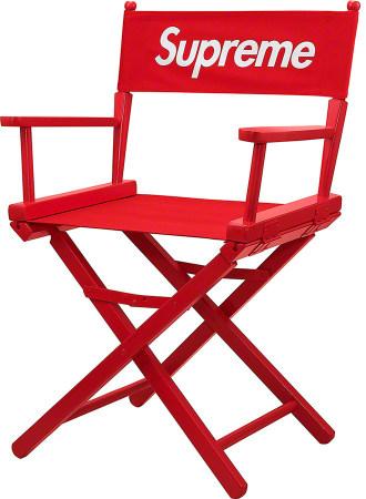 Supreme Director's Chair SS19 導演椅 (紅)