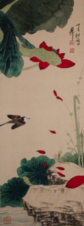 ANCIENT CHINESE PAINTING AND CALLIGRAPHY