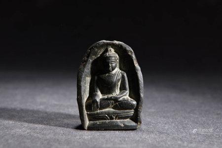 A Chinese Statue of Sakyamuni