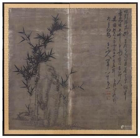 TANOMURA CHOKUNYU (1814-1907)