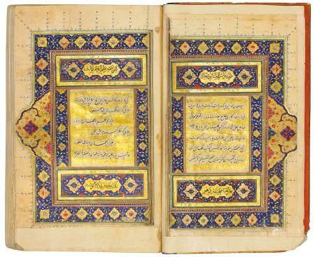 NUR AL-DIN 'ABD AL-RAHMAN JAMI (d. AH 898/1492 AD):