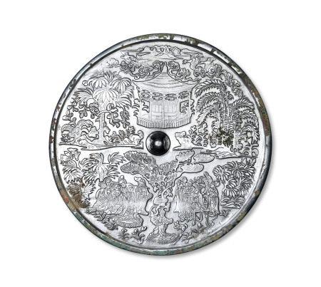宫廷宴乐镜