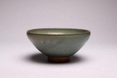 Jun kiln bowl of Jin Dynasty