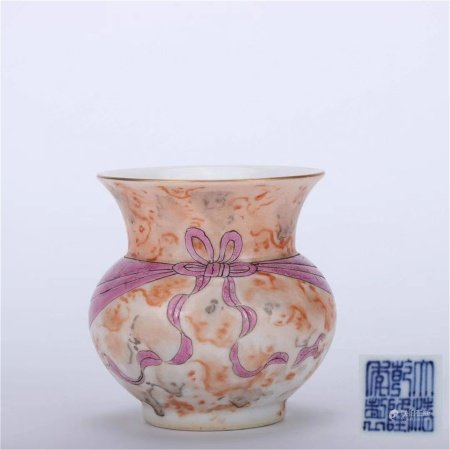 A Chinese Porcelain Pot
