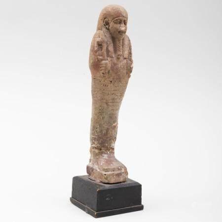 Egyptian Faience Shabti