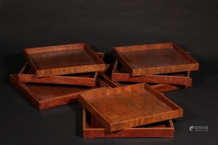 木套盤 5組