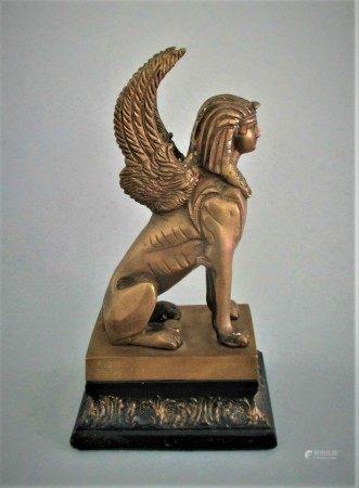 Egyptian Revival Bronze FR3SH