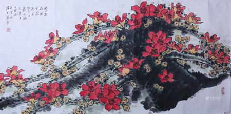 陈永锵 花卉