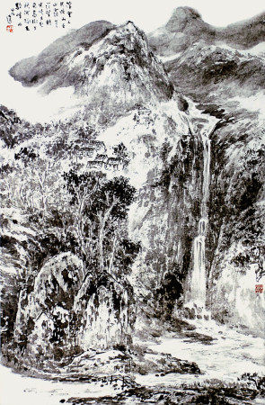 楊彥  山河蒼茫