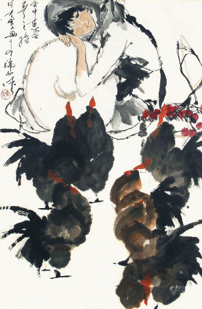 陳衍寧  養雞姑娘
