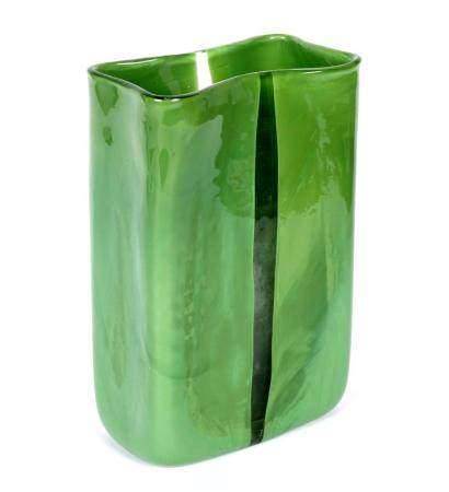 Venini Murano Art Glass Vase