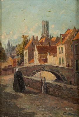 Constant PERMEKE École belge (1886 1952)