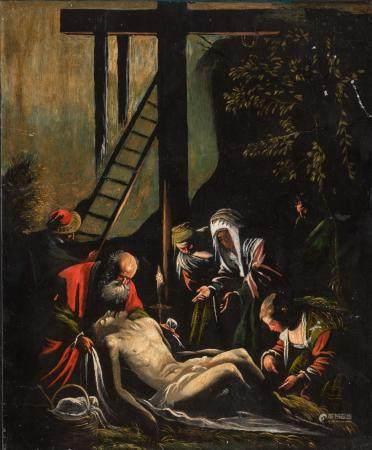 Attribué à Jacopo dal PONTE, dit Jacopo BASSANO (Bassano del Grappa, vers 1510 - Bassano del Gr