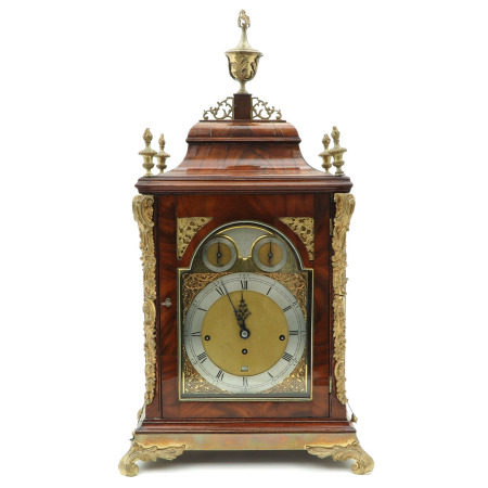 An English Table clock