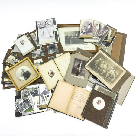 A Collection of Antique Paperwork