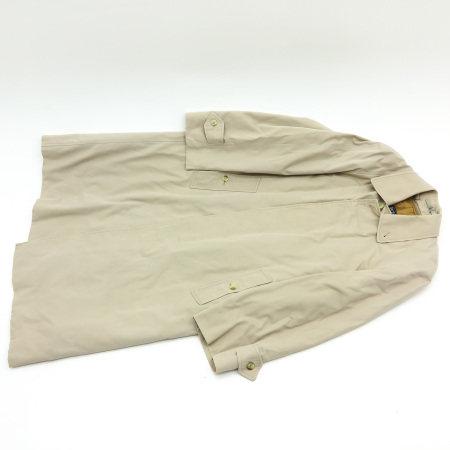 A Burberrys Raincoat
