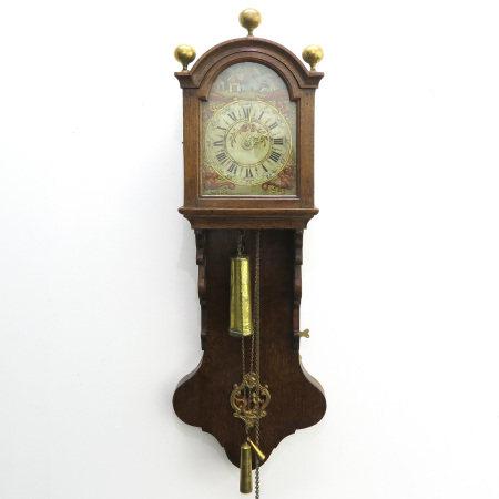 A 19th Century Friesland Clock