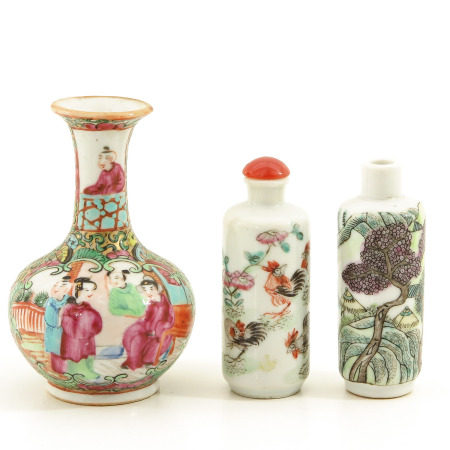 A Colleciton of Chinese Porcelain