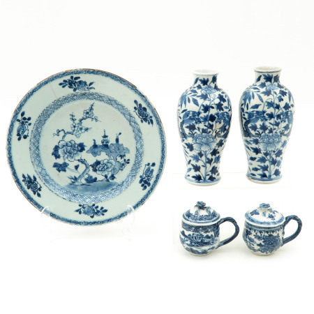 A Diverse Collectin of Porcelain