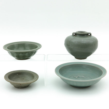 A Collection of Celadon