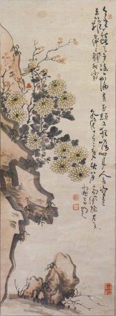 GAO FENGHAN (1683-1748), FLOWERS