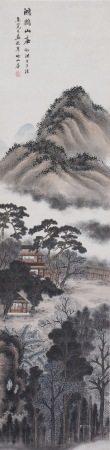 JIAO SHAN (QING DYNASTY), LANDSCAPE