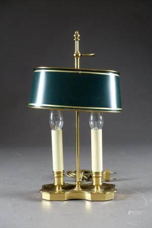 Petite Lampe bouillotte.