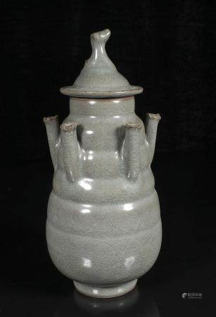 song dynasty Longquan celadon