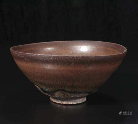Song dynasty To jian kilns bowl
