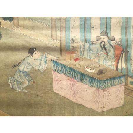 """""""Ming Xia Mingji Judgment Picture"""" A Bingxin"""