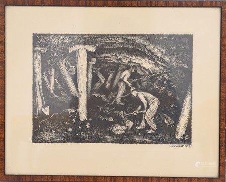 Henri Rabinger (1895-1966) Artiste peintre et illustrateur [...]