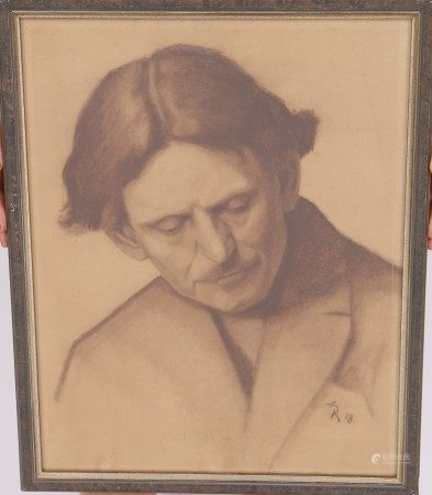 Nico Klopp (1894-1930) Artiste peintre luxembourgeois  Lithographie [...]