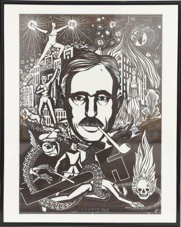 Pe'l Schlechter (né en 1921) Ecrivain, illustrateur et graphiste [...]