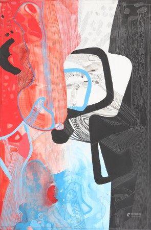Jean Oost Artiste peintre belge Huile sur toile abstraite. Epoque [...]