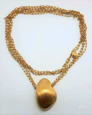 H.STERN - Gold Necklace