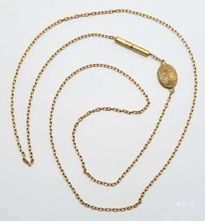H.STERN - Thin Link Necklace