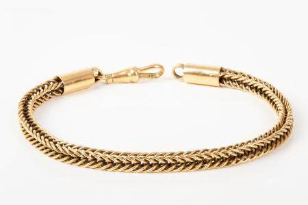 High Quality Gold Unisex Bracelet