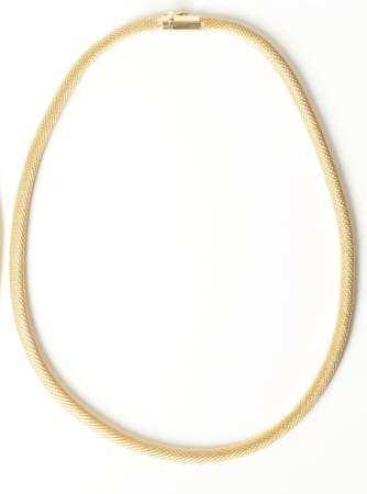 Designed Gold Necklace - Set for Item 33