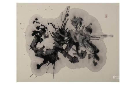 ZHANG DAWO (1943 –). 张大我