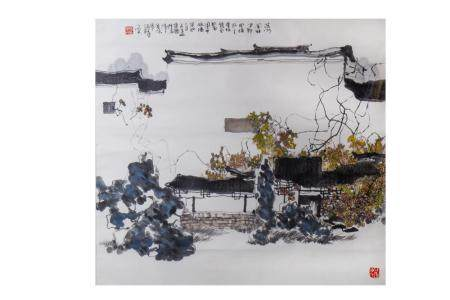 YANG YANWEN (1939 –). 杨延文