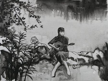 QIU ANXIONG (1972 –). 邱黯雄