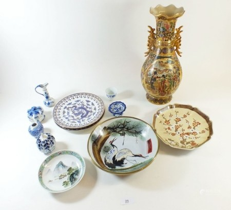 A group of modern oriental china