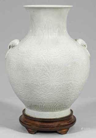 Große Seladon-Vase
