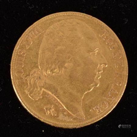 Louis XVIII (1815-1824),