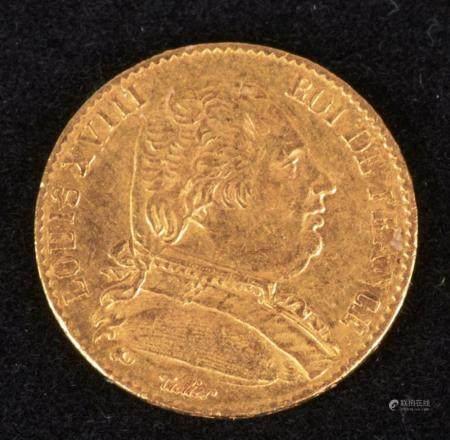 France, Napoléon I, 20 Francs Or