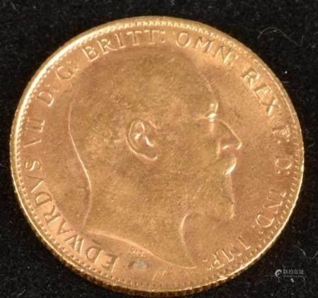 Sovereign OR - Edouard VII