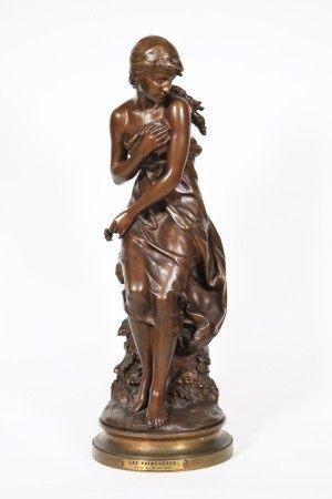 Henryk Kossowski; 19 C Bronze Les Primeveres